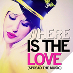 DARREN, Enzo feat ALEXANDRA STAR - Where Is The Love (Front Cover)