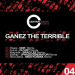 GANEZ THE TERRIBLE - Central Music Ltd Remixs Vol 4 (Front Cover)
