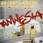 CAREY, Ian/ROSETTE feat TIMBALAND/BRASCO - Amnesia (Front Cover)