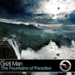 GRIZLI MAN - The Fountains Of Paradise (Front Cover)