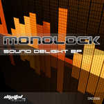 MONOLOCK - Sound Delight EP (Front Cover)