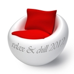 VARIOUS - Relax & Chill 2012 (A Deluxe Compilation Of Lounge & Chill Out Tunes) (Front Cover)