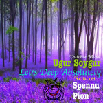 SOYGUR, Ugur - Let's Deep Absolutely (Front Cover)