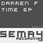 DARREN F - Time EP (Front Cover)