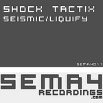 SHOCK TACTIX - Seismic (Front Cover)