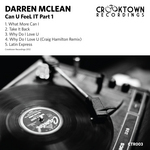 McLEAN, Darren - Can You Feel It (Part 1) (Front Cover)