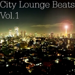 VARIOUS - City Lounge Beats Vol 1 (Front Cover)