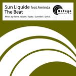 SUN LIQUIDE/AMINDA - The Beat (Front Cover)