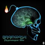 BRAINWASH - Psychological War (Front Cover)