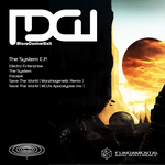 MICROCONTROLUNIT - The System EP (Front Cover)