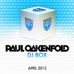 OAKENFOLD, Paul/VARIOUS - DJ Box April 2012 (Front Cover)