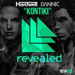 HARDWELL/DANNIC - Kontiki (Front Cover)