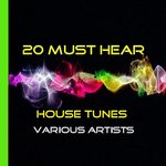 VARIOUS - 20 Must Hear House Tunes (Front Cover)