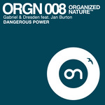 GABRIEL & DRESDEN feat JAN BURTON - Dangerous Power (Front Cover)