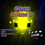 GANEZ - Stress EP (Front Cover)