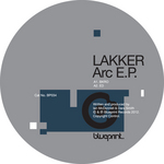 LAKKER - Arc EP (Front Cover)