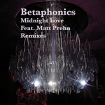 BETAPHONICS - Midnight Love (Front Cover)