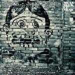 DRYMAN - Junkie Riddim (Front Cover)