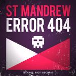 ST MANDREW - Error 404 (Front Cover)