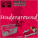 MOLINAMS, Diego - Underground (Front Cover)