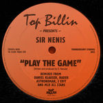 SIR NENIS - Play The Game (Front Cover)