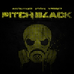 STYLUS/AUDIOJUNKIE feat WHIZZKID - Pitch Black (Front Cover)
