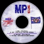 TIK TOK/OB1 - Political EP (Front Cover)