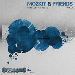 MOZKIT & FRIENDS - Volume 1 (Front Cover)