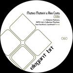 MATTEINI, Matteo/ALEX COSTA - 0586 (Back Cover)