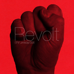 HERON - Revolt (Front Cover)