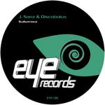 J SANZ/DISCOBOLUX - Kakenwa (Back Cover)