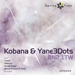 KOBANA/YANE3DOTS - BN2 1TW (Spring Tube Edition) (Front Cover)