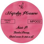 MAJESTY'S PLEASURE - Majesty's Pleasure Volume 2 (Back Cover)
