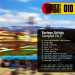 VARIOUS - Compiled Vol 2 (Front Cover)