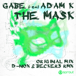 GABE & ADAM K - The Mask (Front Cover)