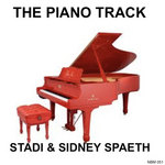 STADI/SIDNEY SPAETH - The Piano Track (Front Cover)