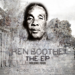 BOOTHE, Ken/DENNIS BROWN/KING TUBBY - The EP Vol 4 (Front Cover)