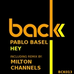 BASEL, Pablo - Hey EP (Front Cover)