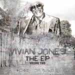 JONES, Vivian/AGGROVATORS/JACKIE MITTOO - The EP Vol 2 (Front Cover)