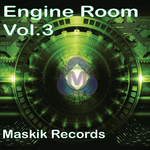 VARIOUS - Engine Room Vol 3 (Front Cover)