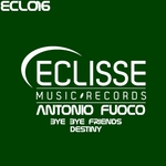 FUOCO, Antonio - Bye Bye Friends (Front Cover)