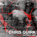QUIRK, Chris - District One EP (Front Cover)