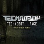 TECHNOBOY - Rage (Front Cover)