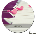 POCOTO, Javier - Piano Love EP (Front Cover)