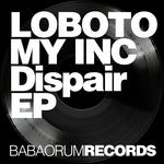 LOBOTOMY INC - Dispair EP (Front Cover)