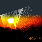 HELMUT KRAFT - Staring At The Sun (Front Cover)