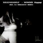 SOULPARABOLE - Wonder where (Front Cover)