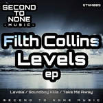 FILTH COLLINS - Levels EP (Front Cover)