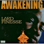 LORD FINESSE - The Awakening (Front Cover)