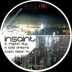 INSAINT - Mystic City (Front Cover)